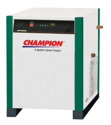 25 CFM / 7.5 HP Air Compressor Champion Refrigerated Air Dryer (SKU: CRN25)