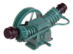 1 HP Champion Single Stage Splash Lubricated Basic Compressor Pump (SKU: BVAS)