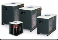 Deltech Refrigerated Compressed Air Dryers