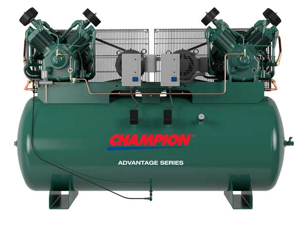 Champion Basic Replacement Compressor Pumps 1.5--30 hp