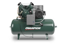 HRA15-12 Champion 15 HP 120 Gallon Horizontal  Advantage Series Air Compressor Fully Packaged (SKU: HRA15-12)