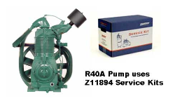 R40--Champlub Synthetic Service Kit 15 HP (SKU: Z11894)