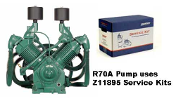 R70--Champlub Synthetic Service Kit 20-25-30 HP (SKU: Z11895)