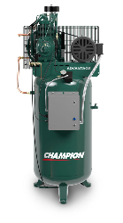 VR5-8 Champion 5 HP 80 Gallon Vertical  Advantage Series Air Compressor Fully Packaged (SKU: VR5-8)