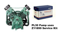 PL30--Champlub Synthetic Service Kit 7.5-10-15 HP (SKU: Z11899)