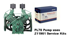 PL70--Champlub Synthetic Service Kit 20-25-30 HP (SKU: Z11901)
