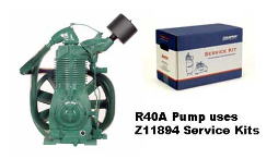 R40--Champlub Synthetic Service Kit 15 HP