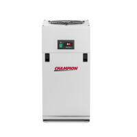 CHAMPION 35 CFM HIGH TEMPATURE REFRIGERATED AIR DRYER