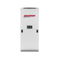 CHAMPION 125 CFM HIGH TEMPATURE REFRIGERATED AIR DRYER