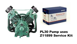 PL30--Champlub Synthetic Service Kit 7.5-10-15 HP