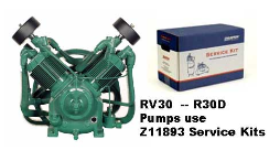 R30--RV30--Champlub Synthetic Service Kit 7.5-10-15  HP