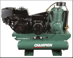 Champion  Air Compressor & Generator Package