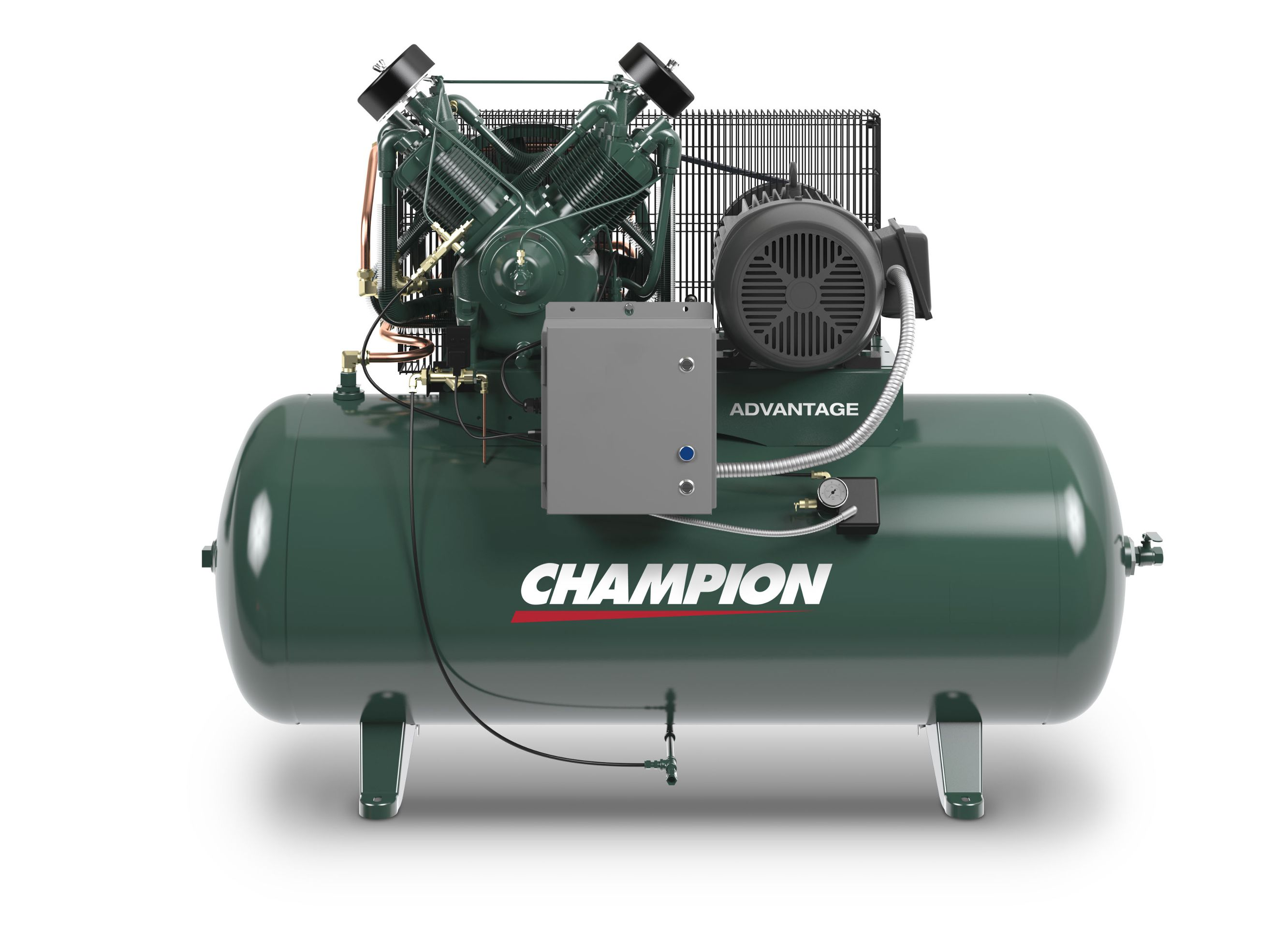 Champion Advantage Air Compressor Motor Wiring Diagram - House ...