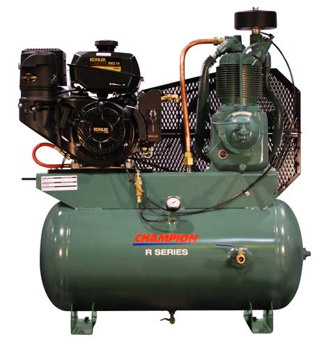 Champion Engine Driven Compressors