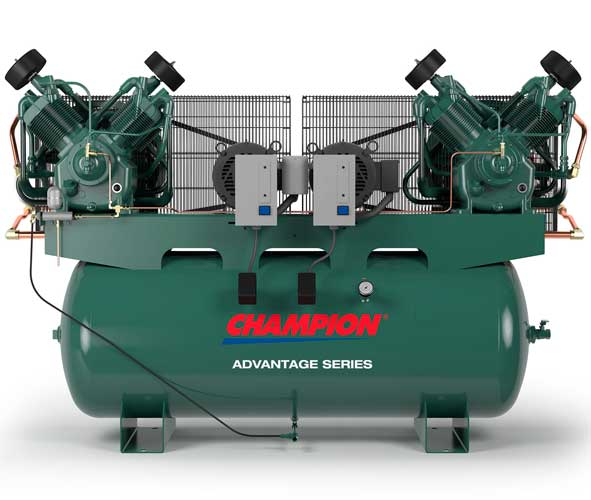Champion Air Compressors -Duplex Air Compressors