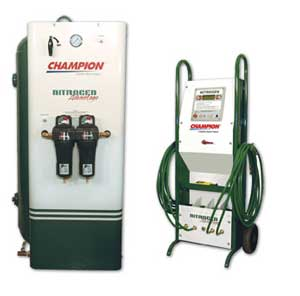 Champion Nitrogen Tire Inflation System