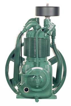 2 Stage Compressor Pump Champion Air Compressor Pump
